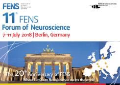 FENS FORUM 2018: Berlin, Germany, 7-11 July 2018