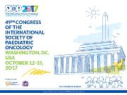 49th Congress of the International Society of Paediatric Oncology