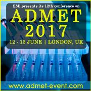 12th Annual ADMET 2017