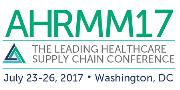 AHRMM17 - The Leading Healthcare Supply Chain Conference and Exhibition