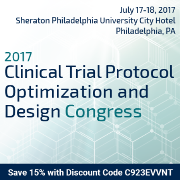 2017 Trial Protocol Optimization and Design Congress