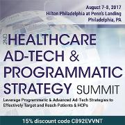 2nd Healthcare Ad-Tech and Programmatic Strategy Summit