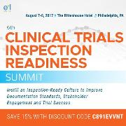 6th Clinical Trials Inspection Readiness Summit