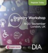 Registry Workshop - Preparing for Future Requirements
