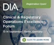 Clinical and Regulatory Operational Excellence Forum