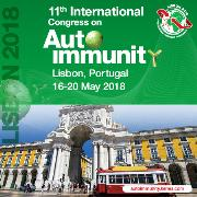 Autoimmunity 2018, Lisbon: 11th International Congress on Autoimmunity