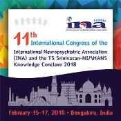 XI International Congress of the International Neuropsychiatric Association: Bengaluru, Karnataka, India, 15-17 February 2018