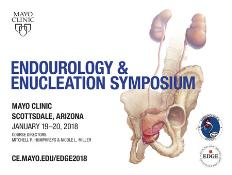 EDGE Endourology & Enucleation Symposium 2018, Scottsdale, Arizona: Scottsdale, Arizona, USA, 19-20 January 2018