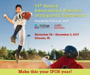 14th Annual International Pediatric Orthopaedic Symposium