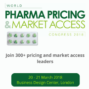 World Pharma Pricing & Market Access 2018