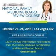 National Family Medicine Board Review