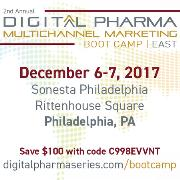 2nd Digital Pharma Multichannel Marketing Boot Camp East