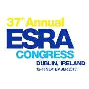 37th Annual ESRA Congress (ESRA 2018)
