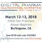 2nd Digital Pharma Multichannel Marketing Boot Camp West