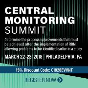 Central Monitoring Summit