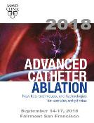 ADVANCED CATHETER ABLATION: San Francisco, California, USA, 14-18 September 2018
