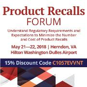 Product Recalls Forum