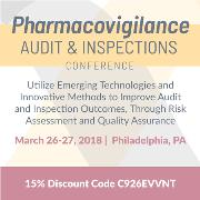 Pharmacovigilance Audit & Inspection Conference
