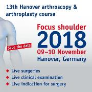 13th Hanover Arthroscopy and Arthroplasty Course