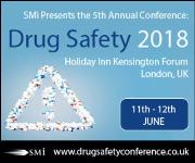 Drug Safety Conference London 2018