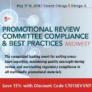 5th Promotional Review Committee Compliance And Best Practices - Midwest