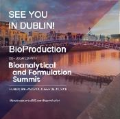 BioProduction Congress 2018: Dublin 1, Ireland, 9-10 October 2018